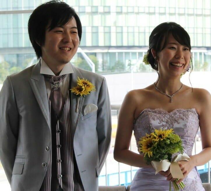 ~徳の市で二次会ドレスのご購入~ Hayato and Kaoruko  ホテル 音羽の森