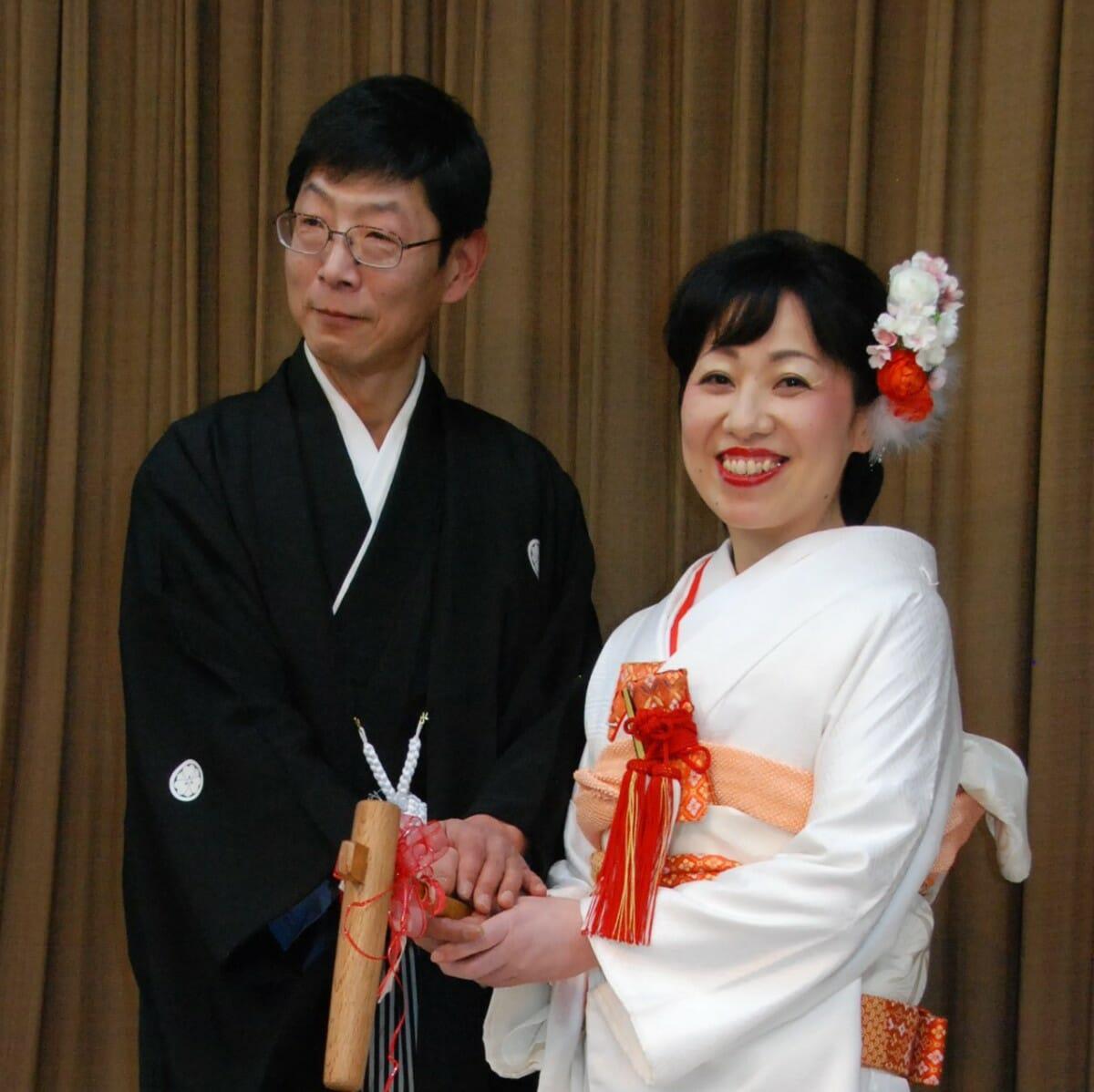 ~和婚式とドレスの前撮り~   Shoichi and Mayumi  北澤八幡神社