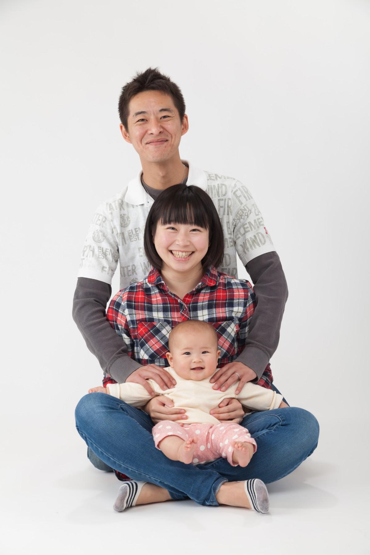 ~ 家族写真撮りました!! ~