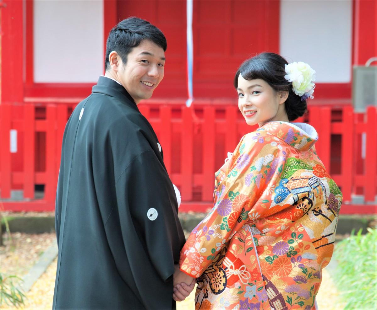 ~和婚式応援キャンペーン~【和装パック15万円‼】