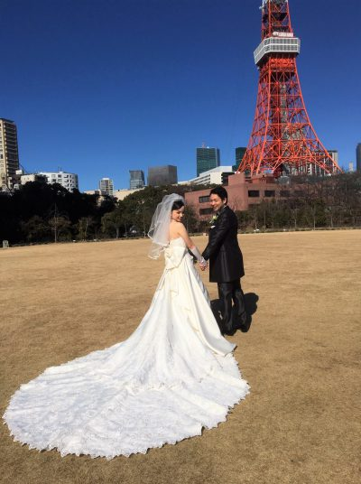 ザ・プリンスパークタワー東京でロケーション撮影をしました!