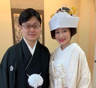 赤坂氷川神社挙式